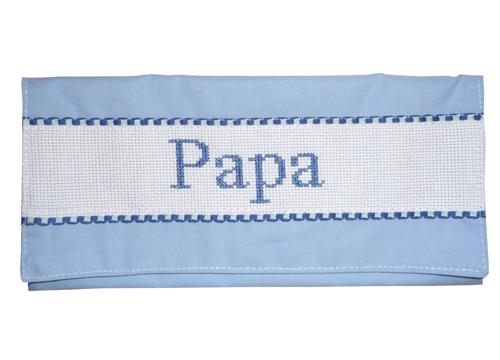 Porte serviette de table bleu p 39 tits barons - Porte serviettes de table ...