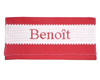 Porte serviette de table Rouge