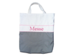 "Sac ""Messe"" Gris-Rose"